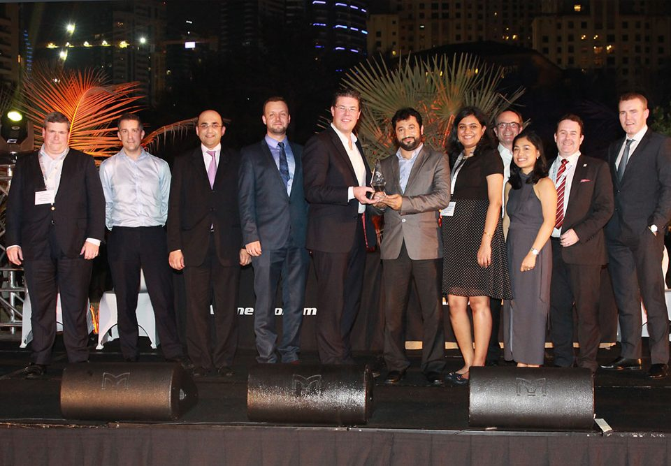 "DAE receives six ""Aviation 100″ awards"