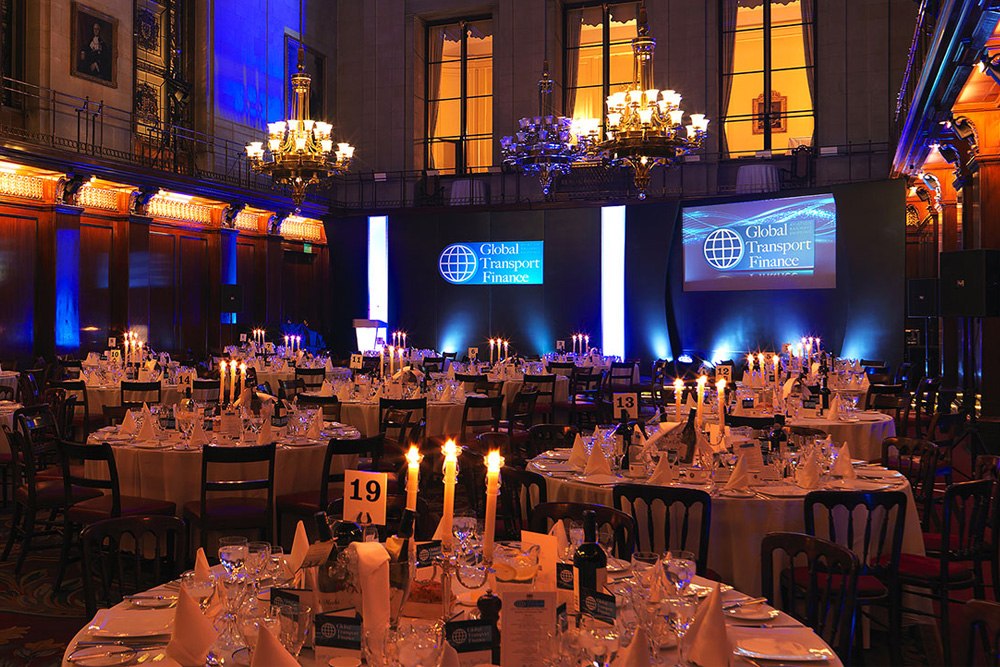 finance awards